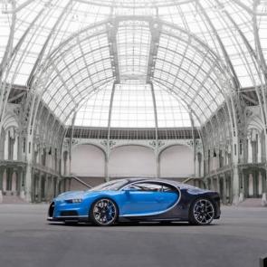 Bugatti Chiron 2017 #8