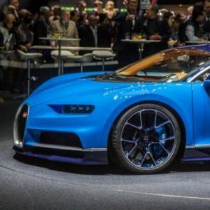 Bugatti Chiron 2017 #10