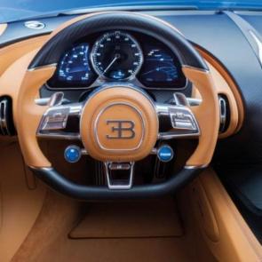 Bugatti Chiron 2017 #12