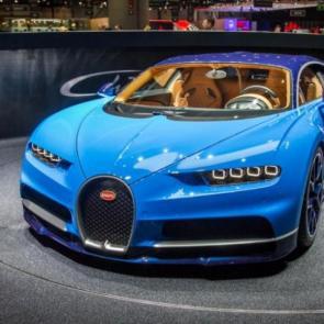 Bugatti Chiron 2017 #13