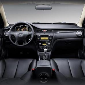 JAC J5 1800 CC automatic interior #11