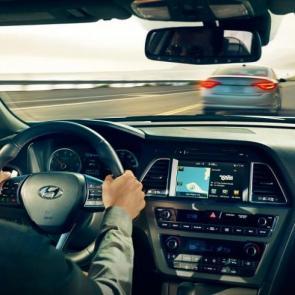 Hyundai Sonata 2017 interior #18
