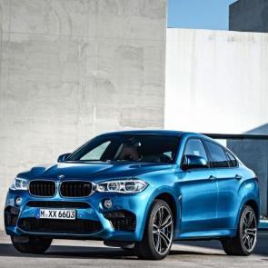 BMW X6 2016 exterior #21
