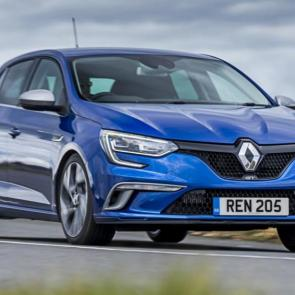 Renault Megane 2016 exterior #12