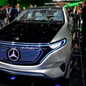 Mercedes Benz Generation EQ concept