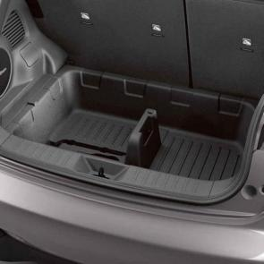 2017 Nissan JUKE® interior under floor cargo storage