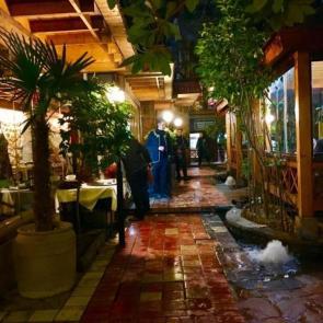 SPU Restaurant tehran