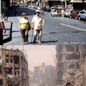 aleppo before after