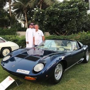 کلکسیون خودروهای گران قیمت میلیاردر بحرینی #2
