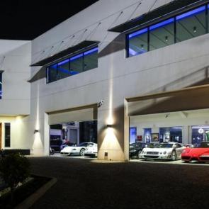 کلکسیون خودروهای گران قیمت میلیاردر بحرینی #4