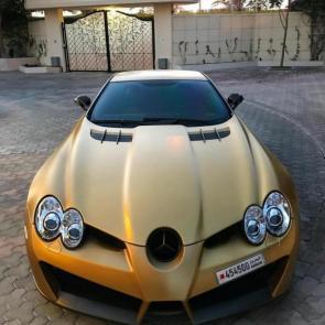 کلکسیون خودروهای گران قیمت میلیاردر بحرینی #5
