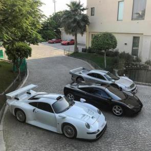 کلکسیون خودروهای گران قیمت میلیاردر بحرینی #9