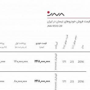 nissan x trail 2016 presale