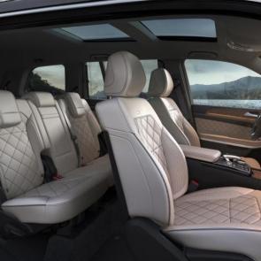 Mercedes Benz AMG GLS 63