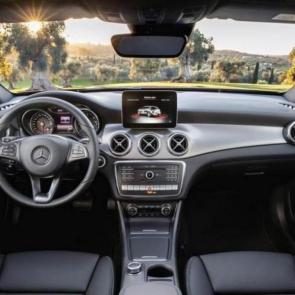 2018 Mercedes Benz GLA Class