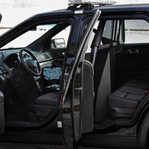 Ford Police Interceptor SUV