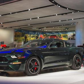 2019 Ford Mustang Bullitt Photo Gallery
