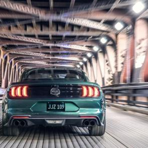 2019 Ford Mustang Bullitt Photo Gallery