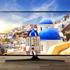 مقايسه تلويزيون ال اي دي ايکس ويژن مدل 32XK550 سايز 32 اينچ با تلويزيون ال اي دي هوشمند خميده سامسونگ مدل 55MU7975 سايز 55 اينچ