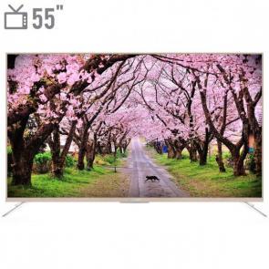 مقايسه تلويزيون ال اي دي هوشمند سامسونگ مدل 55M6970 سايز 55 اينچ Samsung 55M6970 Smart LED TV 55 Inch با تلويزيون ال اي دي هوشمند ايکس ويژن مدل 55XTU815 سايز 55 اينچ