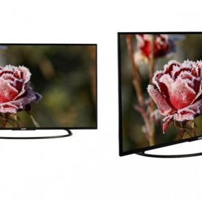 مقايسه تلويزيون ال اي دي ايکس ويژن مدل 32XK550 سايز 32 اينچ با تلويزيون ال اي دي هوشمند بلست مدل BTV-55SB220B سايز 55 اينچ