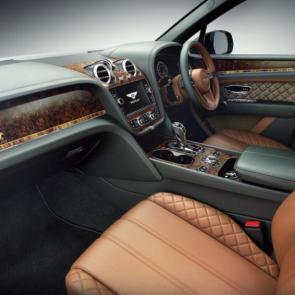 Bentley Bentayga by Mulliner #1