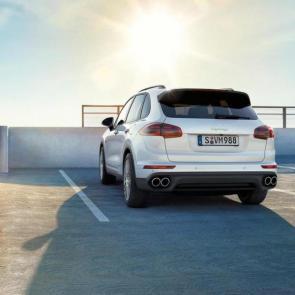 Porsche Cayenne E Hybrid Models 2018