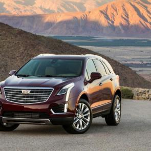 2018 Cadillac XT5 Photo Gallery
