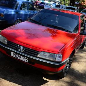 Peugeot 405 photo gallery