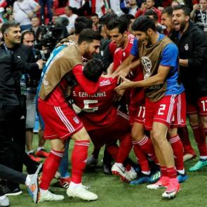 iran vs spain in world cup russia 2018