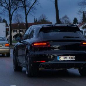 2017 Porsche Macan GTS Photo Gallery