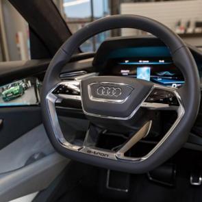 Audi E Tron 2019