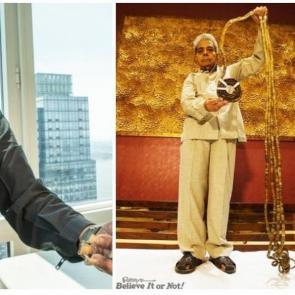 شریدهار چیلال یک مرد هندی که صاحب عنوان بلندترین ناخن در جهان است پس از ۶۶ سال ناخنش را کوتاه کرد.  این مرد ۸۳ ساله طول ناخنش ۹ متر بود که بالاخره پس از ۶۶ سال رضایت به کوتاه کردن ناخنهایش داد و آنها را به موزهای در آمریکا هدیه داد.