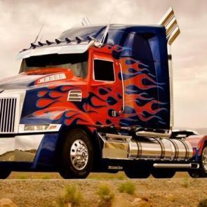 آلبوم عکس زیباترین کامیون های جهان برگرفته از Flickr / عکس #31