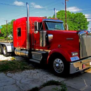 آلبوم عکس زیباترین کامیون های جهان برگرفته از Flickr / عکس #38