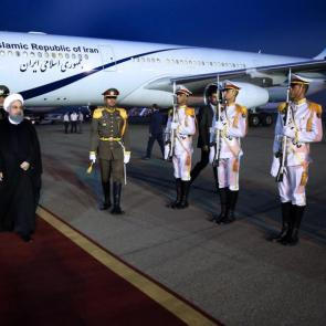 Hassan Rouhani Photos and Pictures