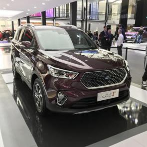 Changan COS1 SUV 2018 photo gallery