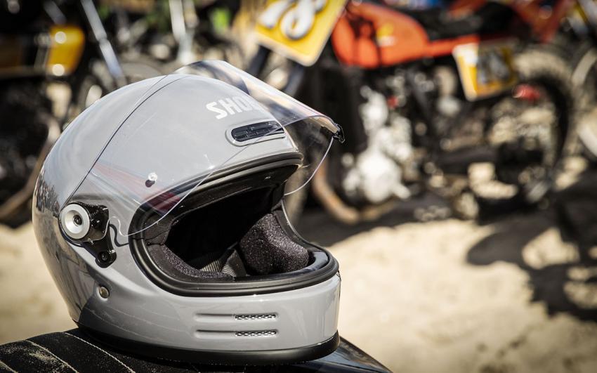 نگهداری و نظافت کلاه ایمنی موتور سیکلت