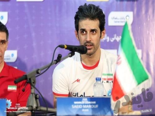 بیوگرافی سعید معروف والیبالیست ایرانی و کاپیتان فعلی تیم ملی