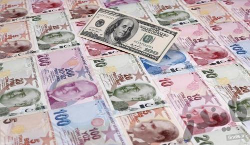 قیمت ارز لیره ترکیه