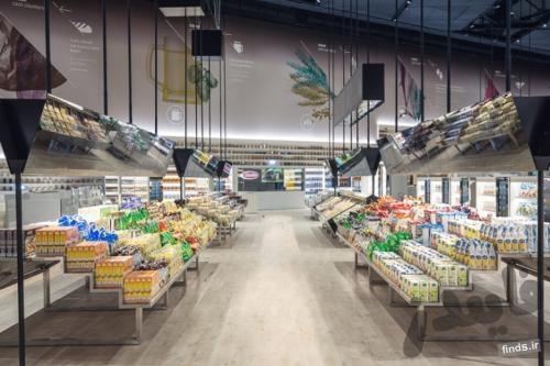 سوپرمارکت های هوشمند در نمایشگاه اکسپو 2015 میلان