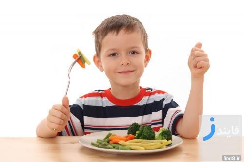 روش صحیح جویدن غذا
