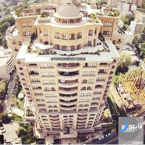 قیمت روز آپارتمان های 150 تا 175 متری در بازار اردیبهشت تهران