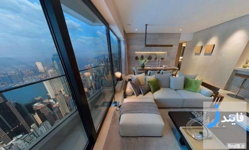 گران قیمت ترین آپارتمان آسیا با قیمت 70 میلیون دلار به فروش رفت