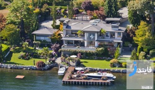 گرانترین خانه های شخصی جهان + عکس و قیمت