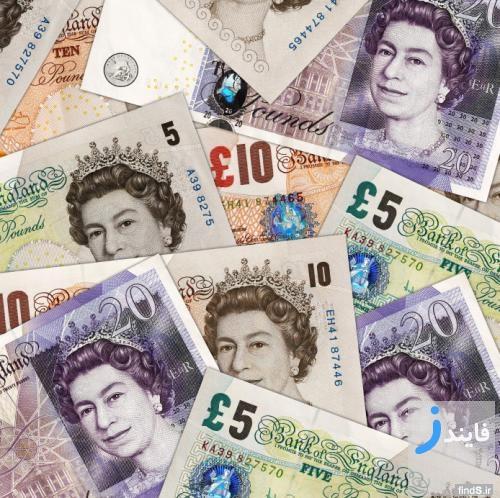 سقوط شدید قیمت پوند انگلیس در بازار ارز فایندز