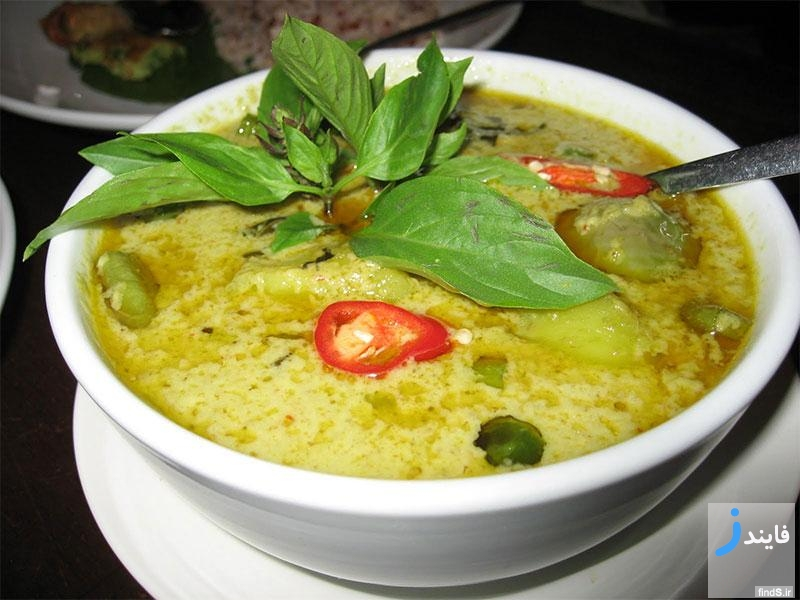 10 غذای معروف و پرطرفدار کشور تایلند