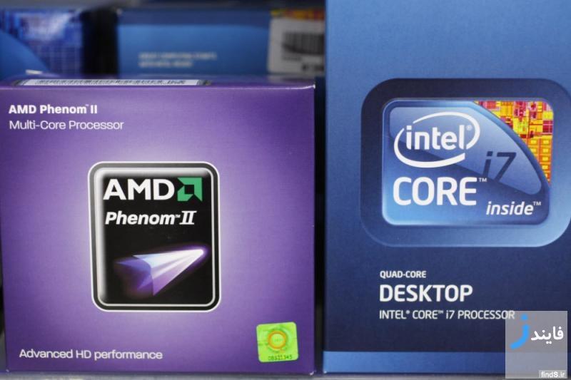 قیمت روز سی پی یو های اینتل intel و ای ام دی AMD