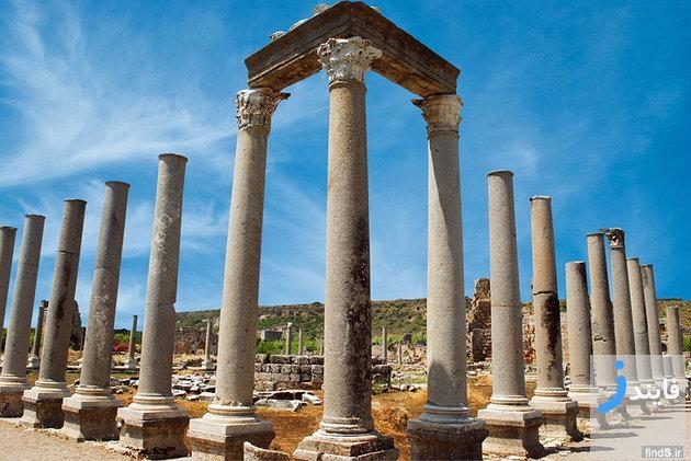 بهترین مناطق مناطق دیدنی و تفریحی آنتالیا ترکیه + بهترین برای اقامت