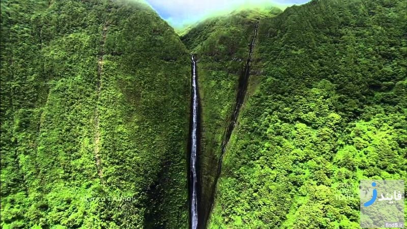 تصاویری دیدنی از بلندترین آبشارهای جهان + ارتفاع